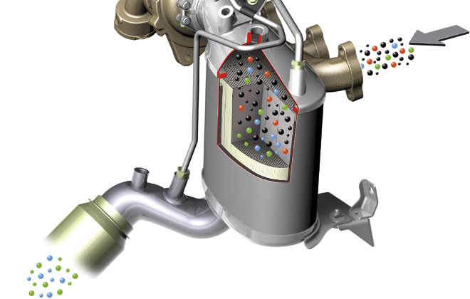 What does a DPF do for your diesel engine ?