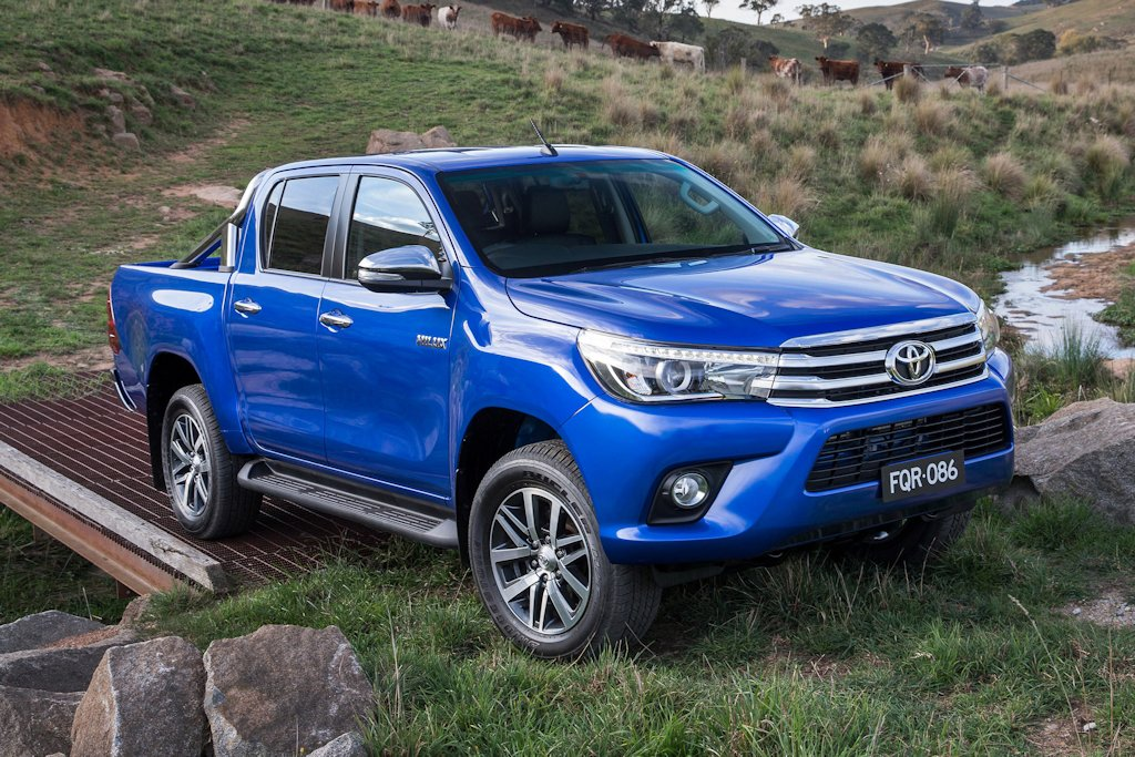 Toyota faces class action over Hilux DPF